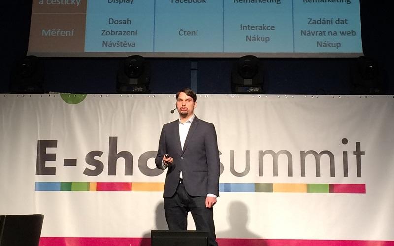 Přednáška EshopSummit 2016: Marketingová strategie: Michal Krutiš