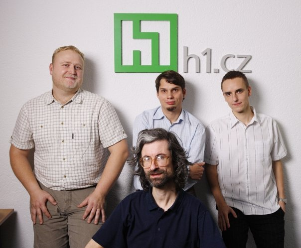 Zakladatelé internetové agentury H1.cz, spoluvlastníci v letech 2005-2010