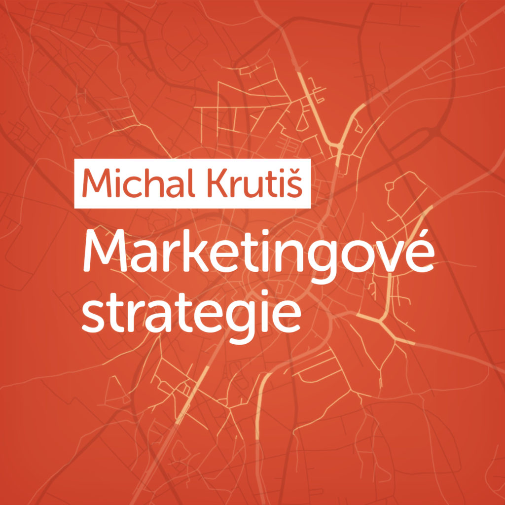 Krutiš: Marketingová strategie