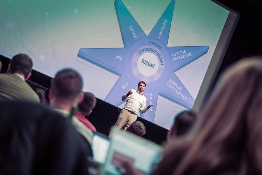 Přednáška Michal Krutiš na PPC Restart o Marketingových mapách